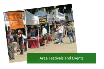 Area Activities and Events